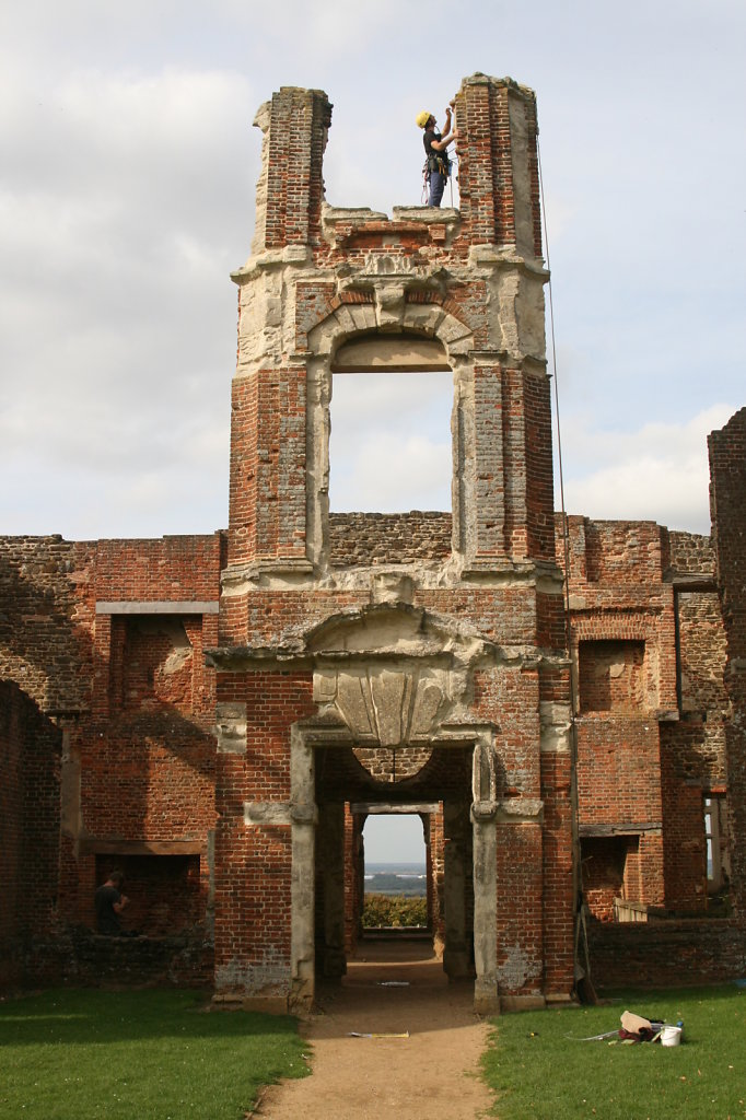 Houghton House, Bedfordshire