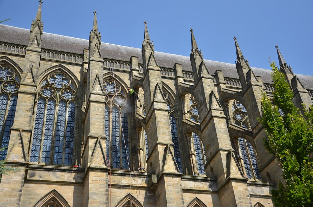 Lancing College Chapel 2016