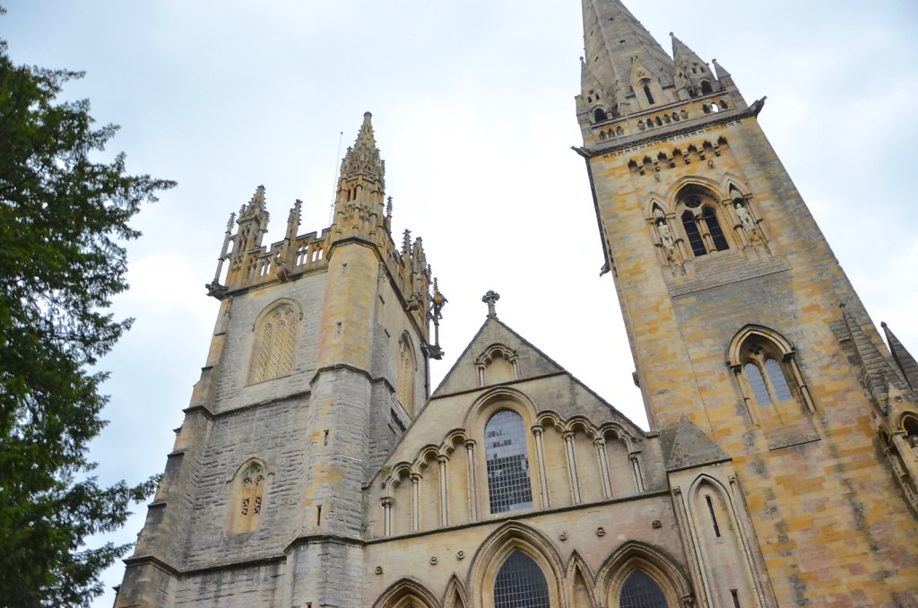 Llandaff Cathedral 2016